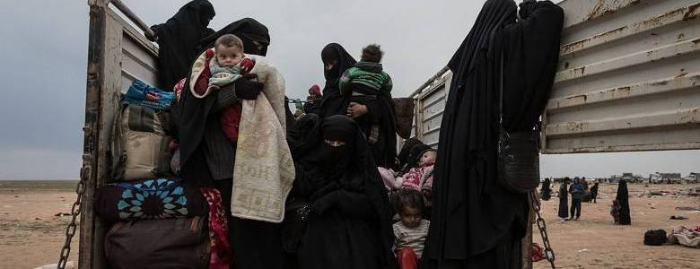Belgium authorities have 75 days to repatriate Islamic State woman and children from Syria
