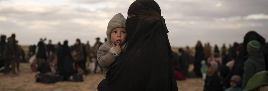 Bosnia and Herzegovina nervously awaits Islamic State women and children's return