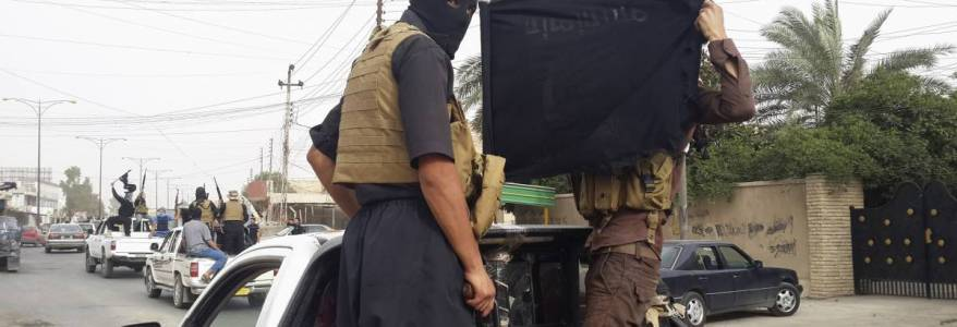 How the Islamic State is operating in Iraq?