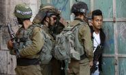 Israel Defence Forces arrested ten people overnight on suspicion of terror activity