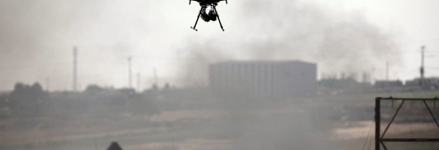 Israeli quadcopter shot down by Hezbollah in southern Lebanon