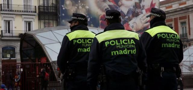 Spanish authorities arrested Moroccan terrorist for targeting Spanish official
