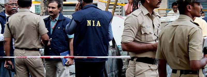 The National Investigation Agency files charge sheet against PLFI chief and 10 cadres in terror financing case