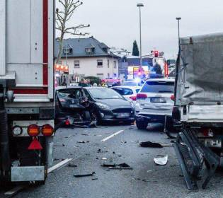 LLL - GFATF - Truck attack in Germany is being investigated as act of terrorism