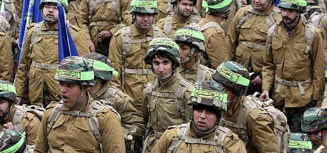 The United States and Gulf allies sanction network supporting Iran's Islamic Revolutionary Guard Corps and Hezbollah
