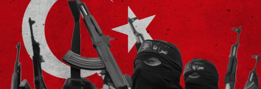 Dutch intelligence says that the Islamic State is using Turkey as strategic base