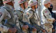 Egyptian authorities sentence Libyan terrorist to death for killing eleven policemen