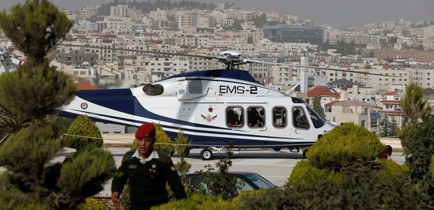 Eight people wounded in stabbing attack near tourist site in northern parts of Jordan
