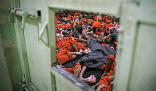 Islamic State detainees in Syria are real ticking time bomb