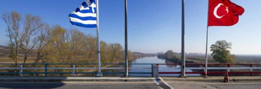 Man linked to the Islamic State terrorist group stuck in Greek-Turkish buffer zone