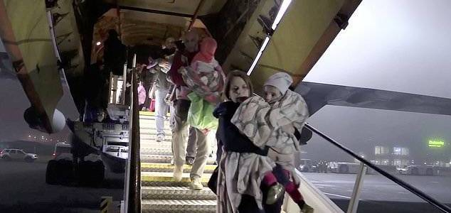 Russian authorities repatriate 32 children of Islamic State terrorist members from Iraq