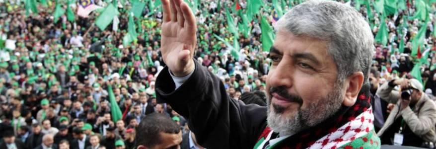 Backed by Qatar Khaled Mashaal set to make Hamas leadership comeback