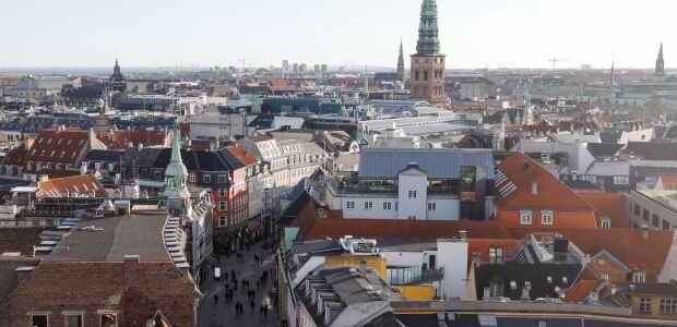Danish police forces mobilize across the country amid the heightened risk of a terrorist attack