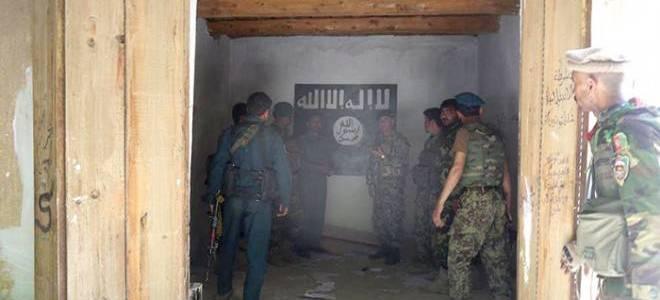 Eight Islamic State terrorists detained in Nangarhar