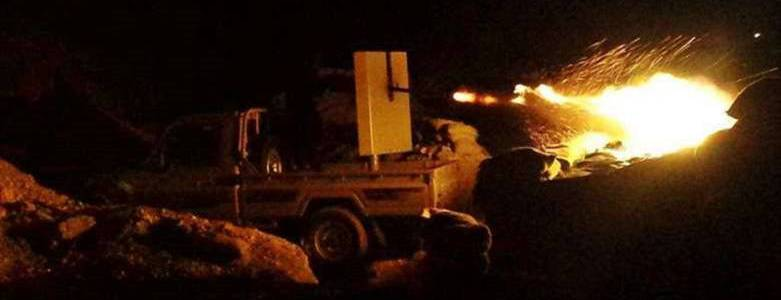 Islamic State terrorists attack leave 10 soldiers killing and injured Iraqi Security Forces in Diyala