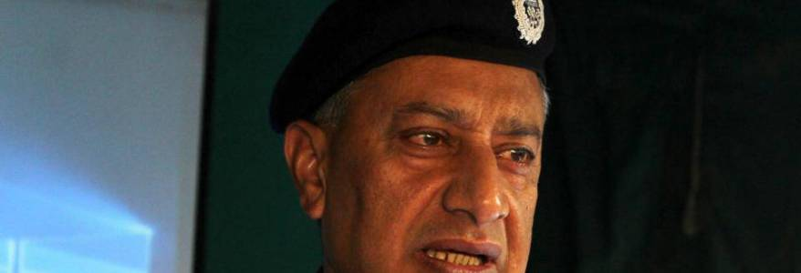 Jammu and Kashmir police chief calls for intensifying search operations to flush out terrorists