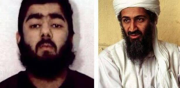 London Bridge terrorist walked round school with Osama bin Laden picture in notebook