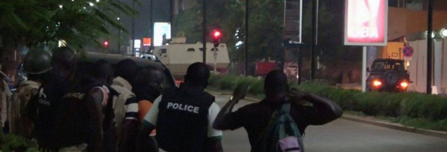 Suspected terrorist attack on Protestant Church leaves 14 people dead in Burkina Faso