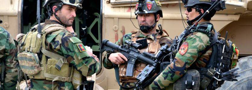 At least 60 Afghan forces rescued from Taliban prison in Afghanistan