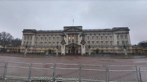 Buckingham Palace attacker who supports the Islamic State planned to kill non-Muslims after he left jail