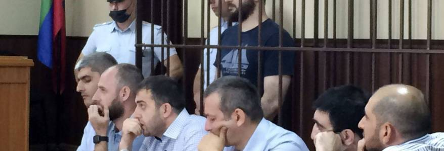 Dozens of Russian journalists demand release of Dagestani reporter jailed on terrorism charges