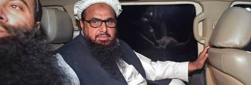 Five witnesses testify against Hafiz Saeed and his close aide in terror financing case