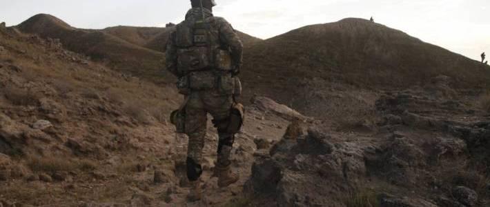 Iraqi army forces raid Islamic State training camp and kill at least six terrorists