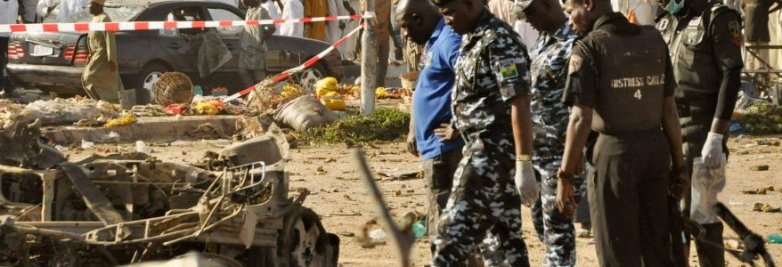 Islamic State terrorist group in Nigeria kills 20 soldiers and displaces 1000 people