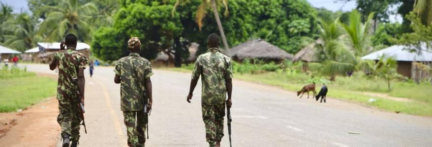 Islamic State and al-Qaeda terrorist groups linked to African insurgencies