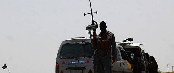 The Islamic State abducts seven people in Qara Tapa