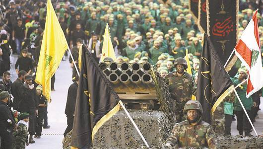 UK authorities put all Hezbollah branches on terrorism watchlist