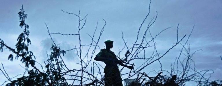 Al-Shabaab terrorists attacked two Somali military bases