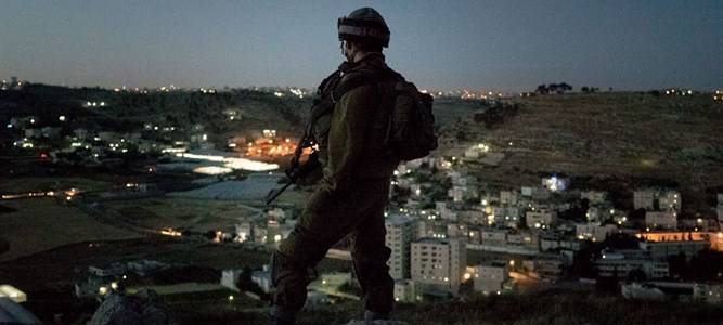 Arab terrorist armed with a knife arrested after attacking a border policeman in Hebron
