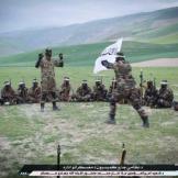 GFATF - Taliban fighters train at Mullah Mansoor Military Camp0