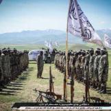 GFATF - Taliban fighters train at Mullah Mansoor Military Camp13