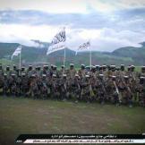 GFATF - Taliban fighters train at Mullah Mansoor Military Camp4