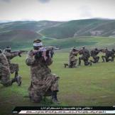 GFATF - Taliban fighters train at Mullah Mansoor Military Camp5