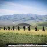 GFATF - Taliban fighters train at Mullah Mansoor Military Camp6