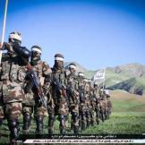 GFATF - Taliban fighters train at Mullah Mansoor Military Camp7