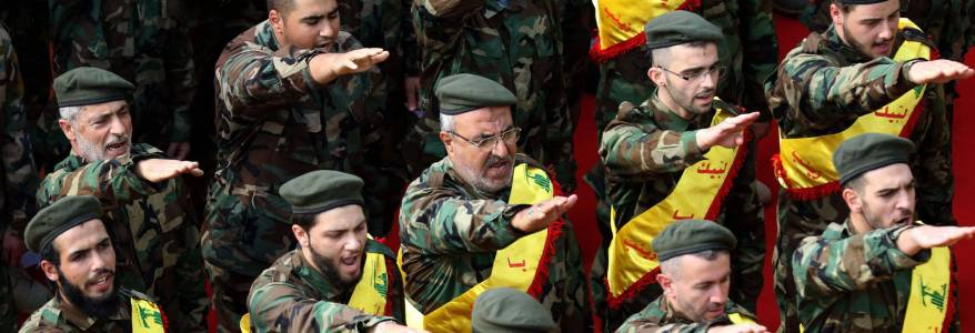 Dispute between Hezbollah members and French soldiers in southern Lebanon