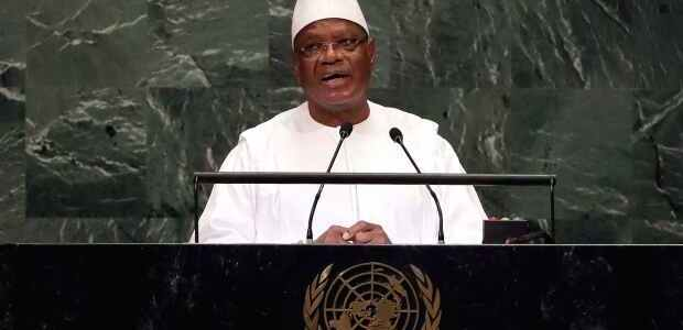 The President of Mali says he is in contact with Al-Qaeda terrorists