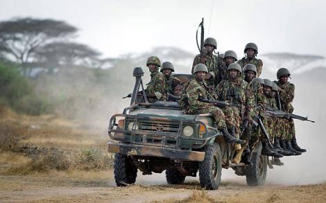 Three police reservists killed in Islamic attacks in Kenya near Somalia