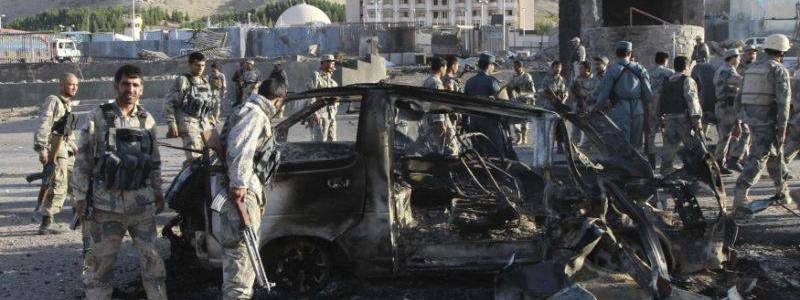 Attacks in three provinces of Afghanistan killed and wounded seven people including security personnel