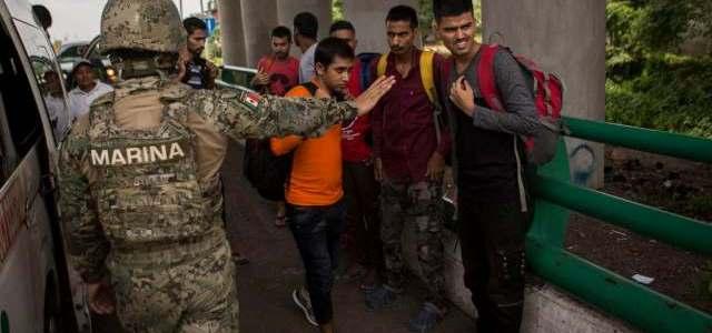 Bangladeshi migrants pose a security threats of terrorism at the U.S. southwest border