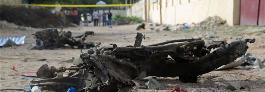 Five people killed in IED attack near Somali-Kenyan border
