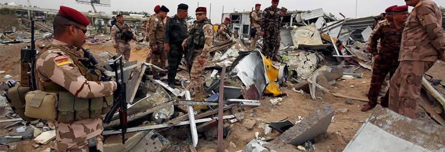Iraq military claims dozens of Islamic State killed in airstrikes