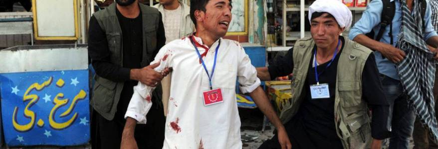 Islamic State terrorist group claims responsibility for the latest terrorist attack in Kabul