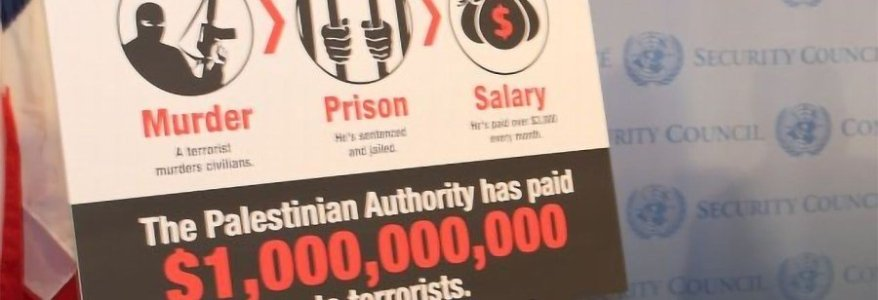 Palestinian authorities insist on paying salaries to terrorists