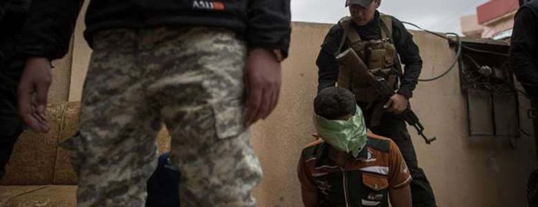 Syrian Kurdish officials setting up court to try foreign Islamic State terrorists