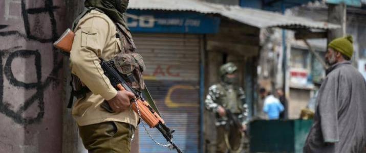 Three Jaish-e-Mohammad terror suspects arrested in Jammu and Kashmir's Budgam